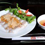 Bánh cuốn Thanh Trì – món ăn bình dị thân quen